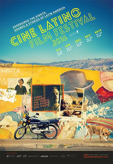 Carnival Studio Cine Latino Film Festival 2016 Key Art