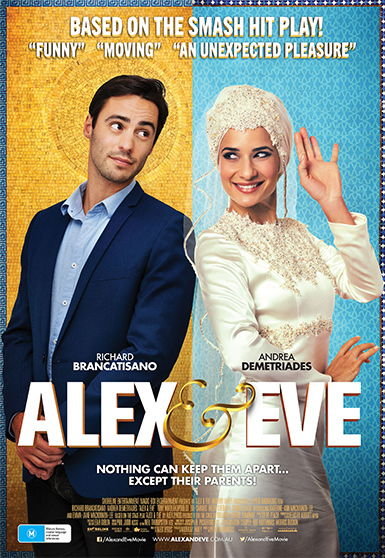 Carnival Studio Alex & Eve Key Art