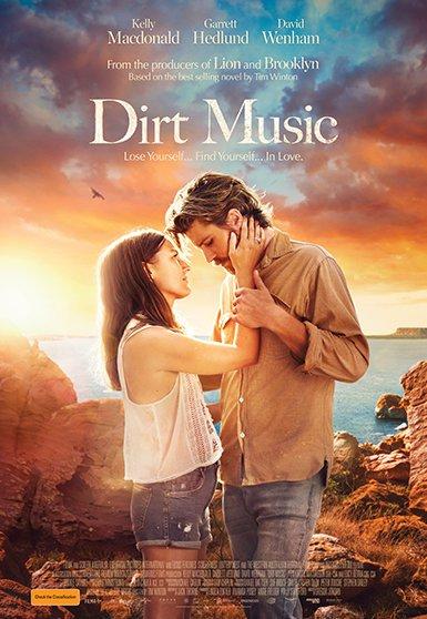 Dirt Music final key art portrait poster