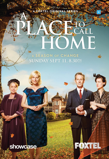 A Place To Call Home final portrait poster