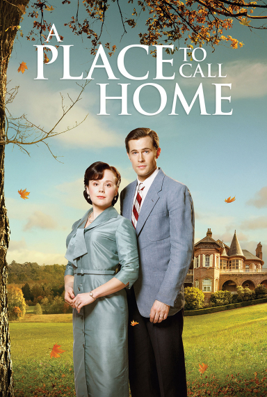 A Place To Call Home final character portrait poster