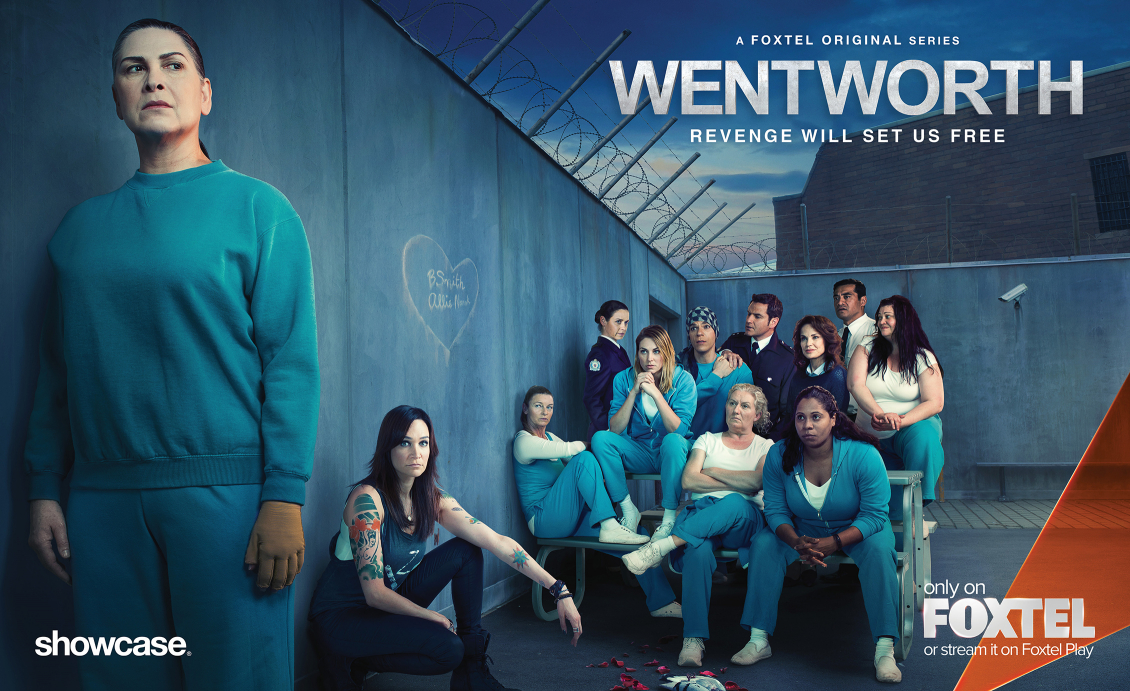 Wentworth Season 5 landscape poster