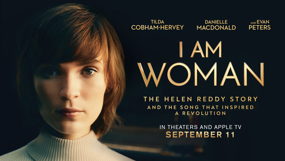 I AM WOMAN | Key Art Design - Carnival Studio