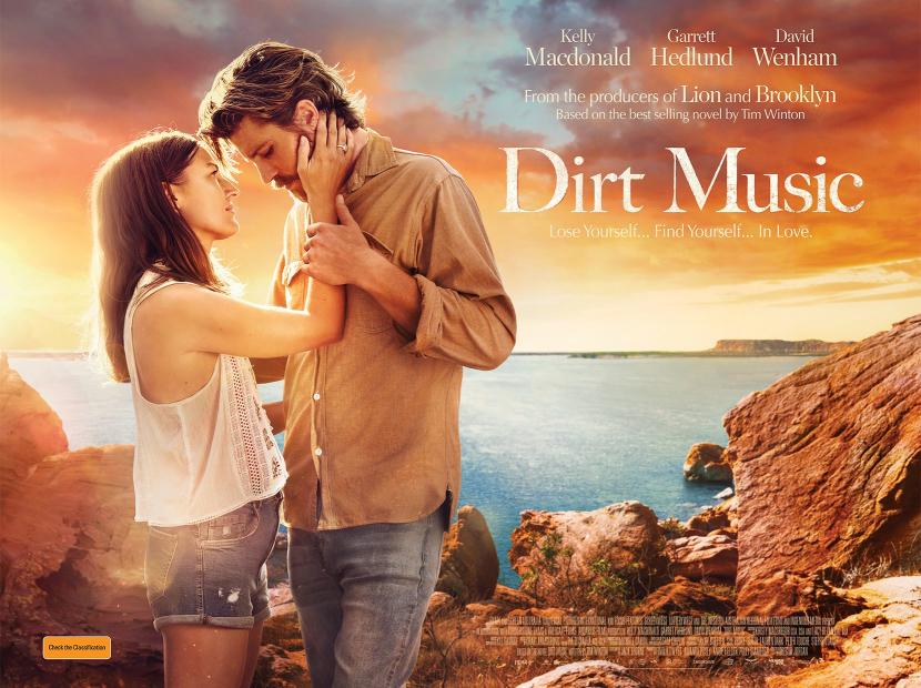 Dirt Music final key art quad poster