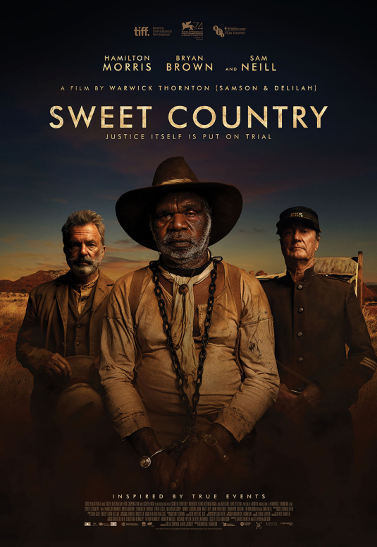 Carnival Studio Sweet Country Key Art